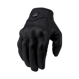 Icon Pursuit Women's Gloves (Color: Stealth Black / Size: MD) 294467