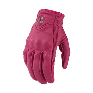 Icon Pursuit Women's Gloves (Color: Pink / Size: MD) 294463