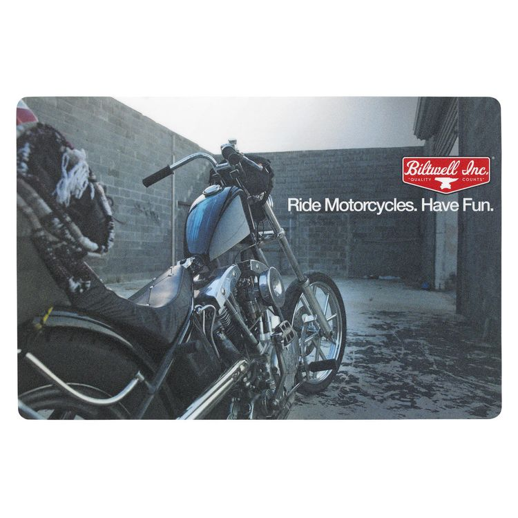 Biltwell Counter Top Mat Write A Review Ride More Have Fun