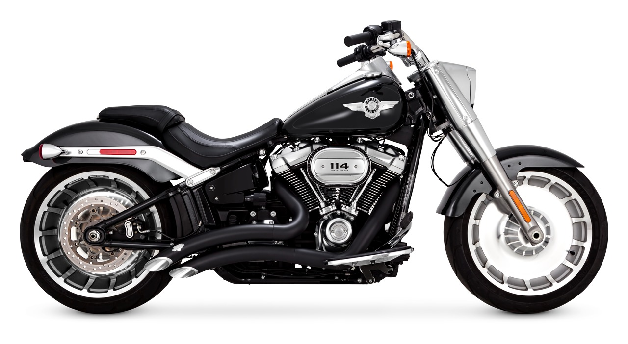 Shogun Sport 2018 >> Vance & Hines Big Radius Exhaust For Harley Softail 2018 - Cycle Gear