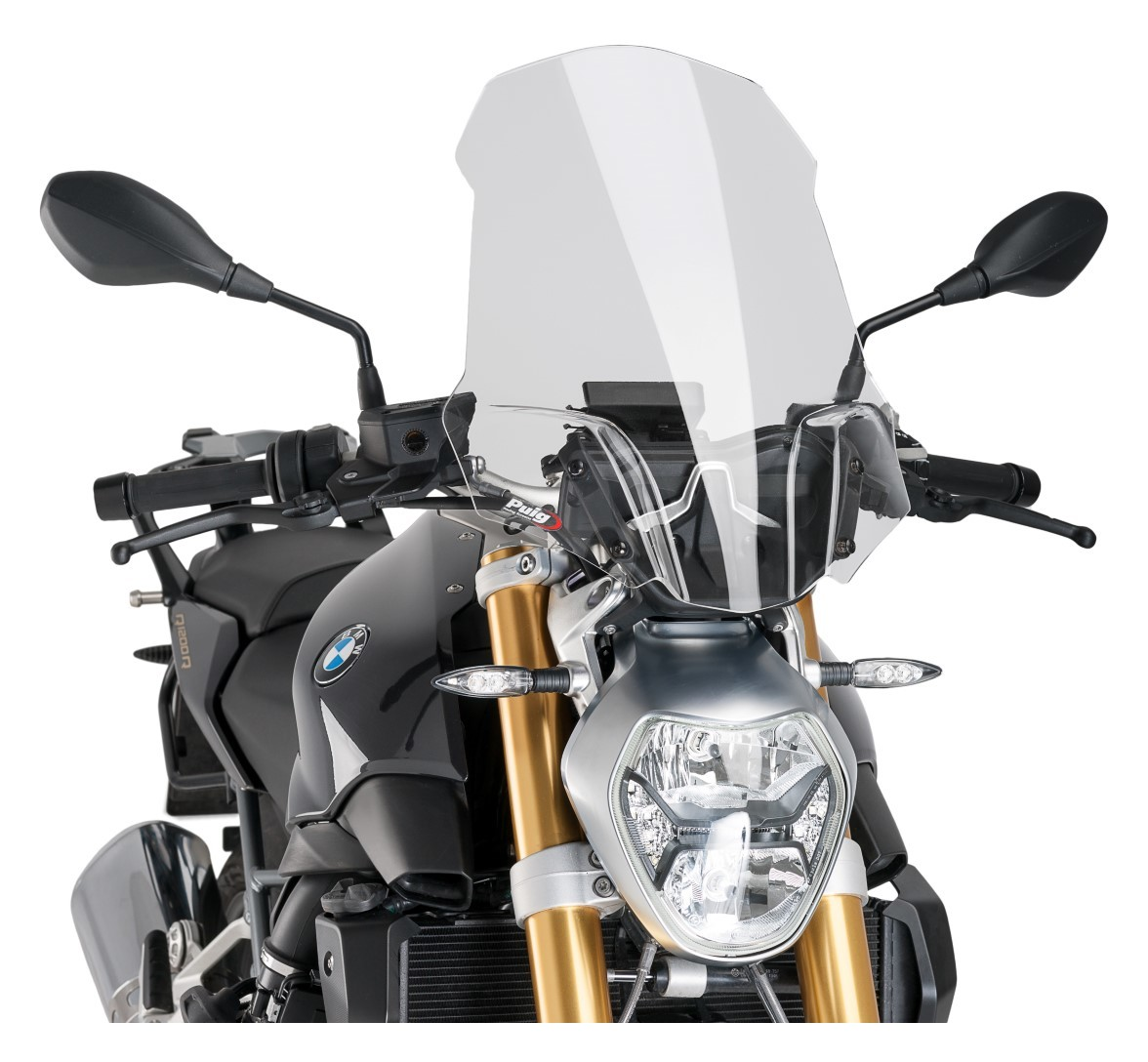 Puig Touring Naked New Generation Windscreen BMW R1200R