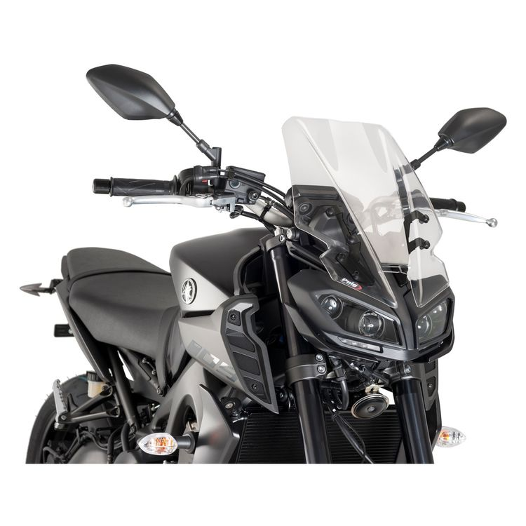 Windshield Pare Brise Yamaha Mt Review