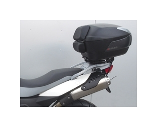 shad top case rack bmw f650gs g650gs cycle gear