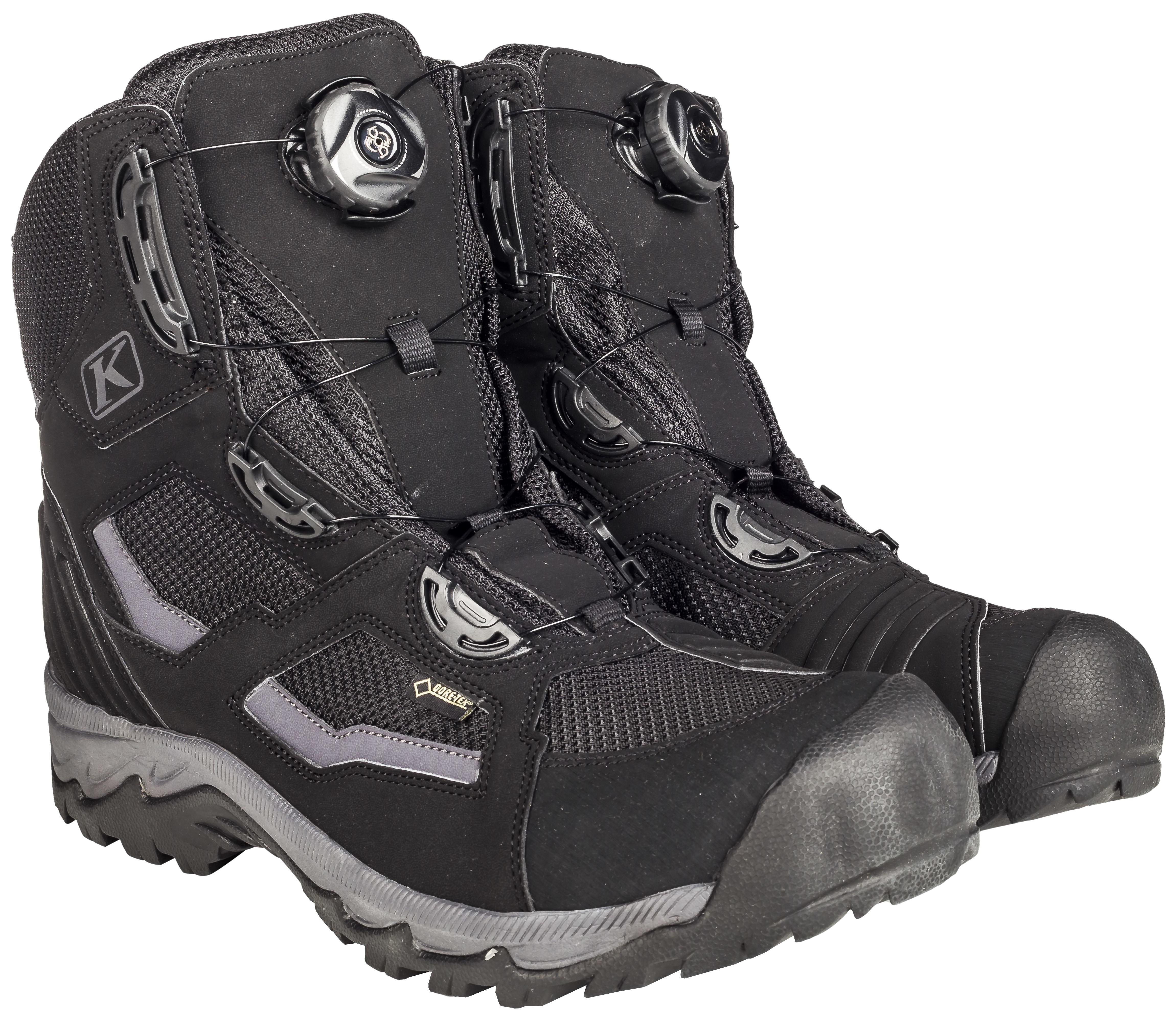 KLIM Klutch GTX BOA Boot 7 Black