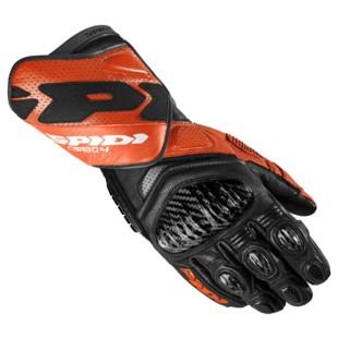 Spidi Carbo 4 Gloves (Color: Black/Orange / Size: 2XL) 1247360