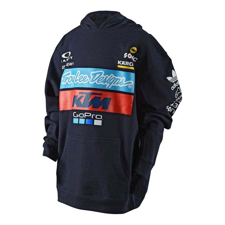 Troy Lee Youth KTM Team Pullover Hoody. Write a Review. Navy acb977496bdf