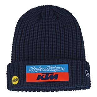 Troy Lee KTM Team Beanie (Color: Navy) 1279250