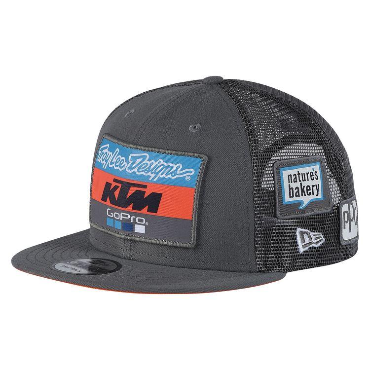 Troy Lee KTM Team Snapback Hat. Read 1 Review Read 1 Review Read 2 Reviews  Write a Review. Charcoal 62663e3d402e
