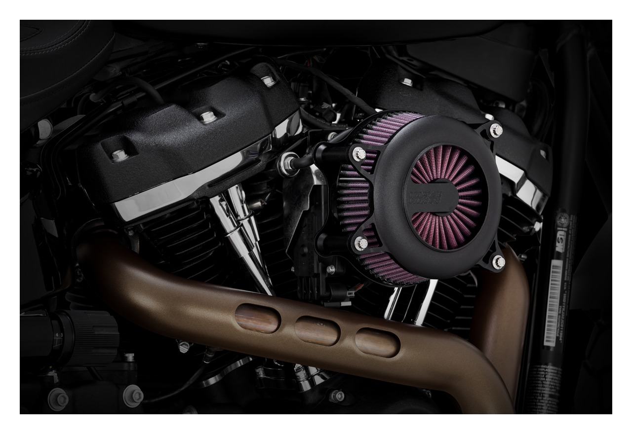 Vance Amp Hines Vo2 Rogue Air Intake Kit For Harley Softail