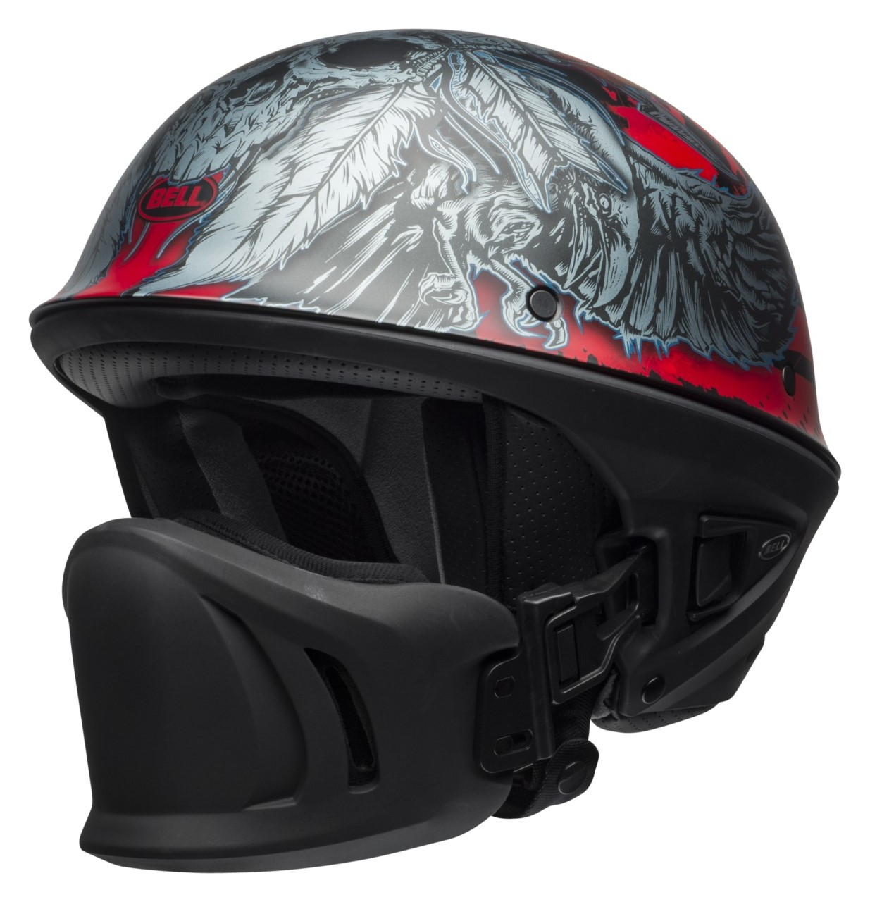 Bell Rogue Airtrix Helmet Cycle Gear