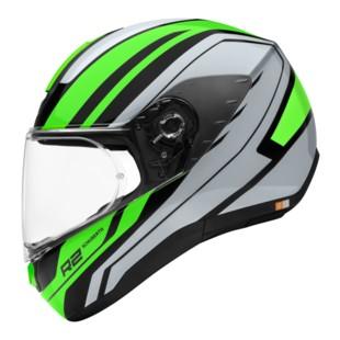 Schuberth R2 Enforcer Helmet (Color: Green / Size: XS) 1278330