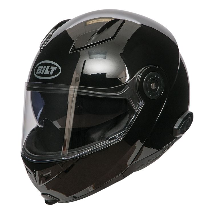 Bilt Techno 20 Sena Bluetooth Modular Helmet Cycle Gear