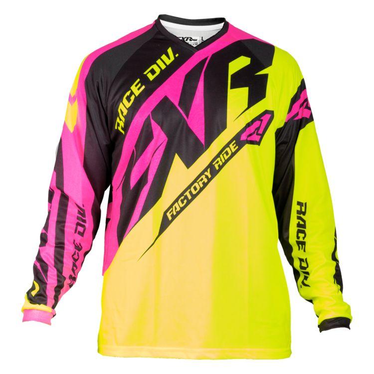 Hi-Viz/Electric Pink/Black