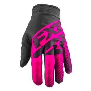 FXR Pursuit MX Gloves (Color: Fuchsia/Black / Size: XL) 1284029