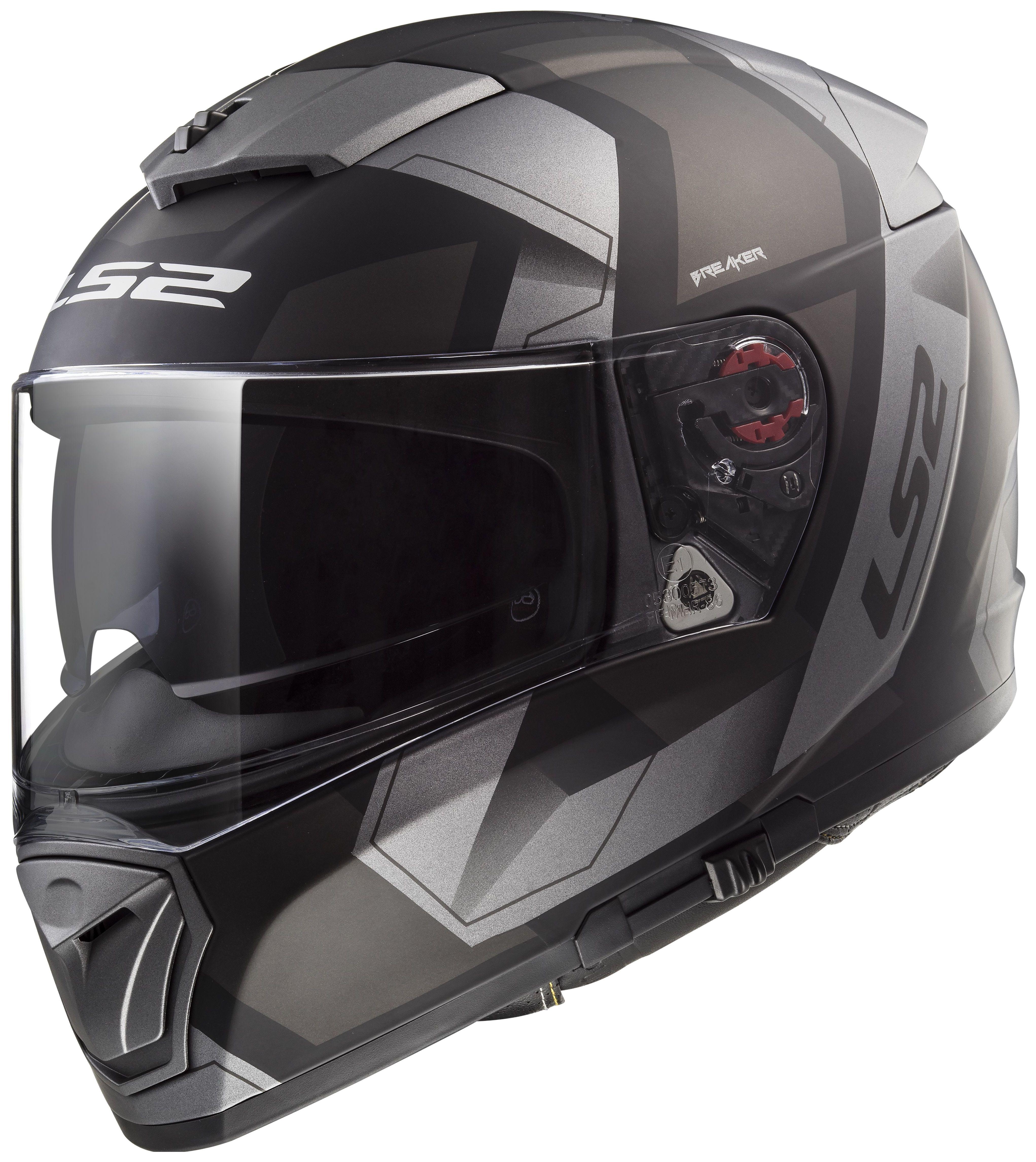 Bell Racing Helmets >> LS2 Breaker Physics Helmet (XS and SM) - Cycle Gear