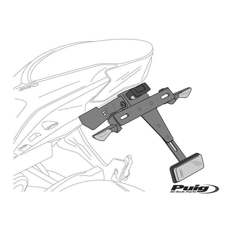 Puig Fender Eliminator Kit Honda CBR1000RR / SP / SP2