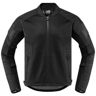 Icon Mesh AF Jacket (Color: Black / Size: MD) 1285811