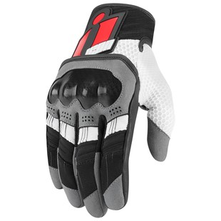 Icon Overlord Gloves (Color: Red / Size: SM) 1285787