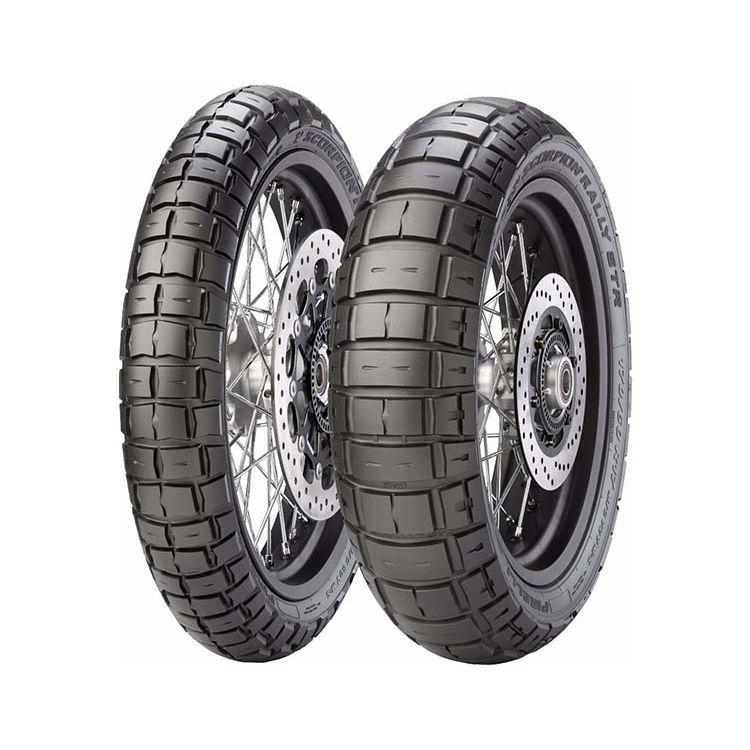 Pirelli Scorpion Rally STR Tires