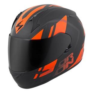 Scorpion EXO-R320 Endeavor Helmet (Color: Black/Orange / Size: XL) 1287494