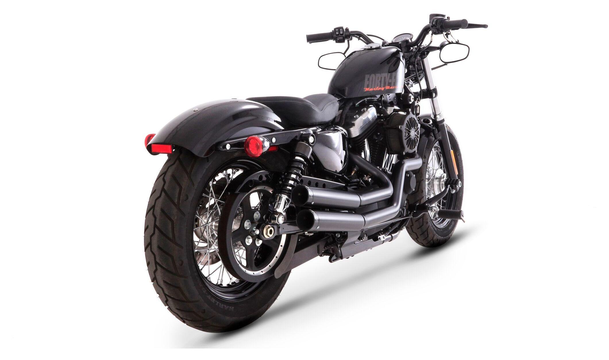 Rinehart Fast Tracks Exhaust For Harley Sportster 2004-2020