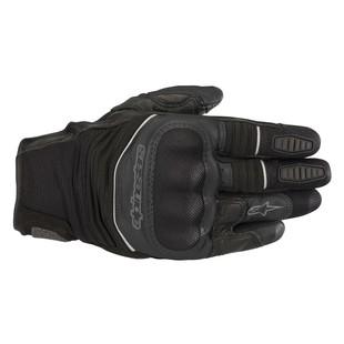 Alpinestars Crosser Air Gloves (Color: Black/Black / Size: MD) 1245154