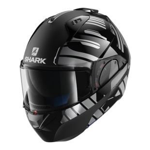 Shark EVO One 2 Lithion Helmet (Color: Black/Silver/Anthracite / Size: XL) 1290127