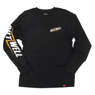 Biltwell Bolt T-Shirt (Color: Black / Size: MD) 1290729