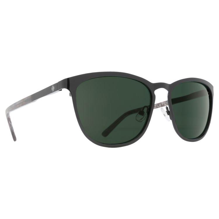 23c5c77ef2711 Spy Cliffside Sunglasses. Write a Review. Matte Black Happy Grey Green Polar