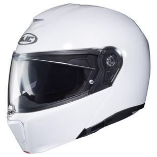 HJC RHPA 90 Pro Helmet (Color: White / Size: XS) 1291364