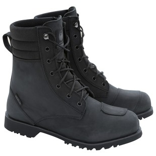 Merlin Drax Boots (Color: Black / Size: 42) 1292462