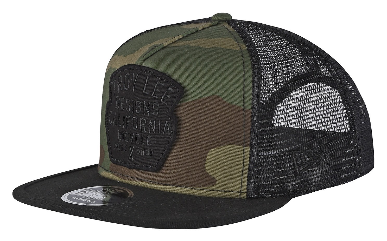 7828264e5adb3 Troy Lee Granger Snapback Hat - Cycle Gear