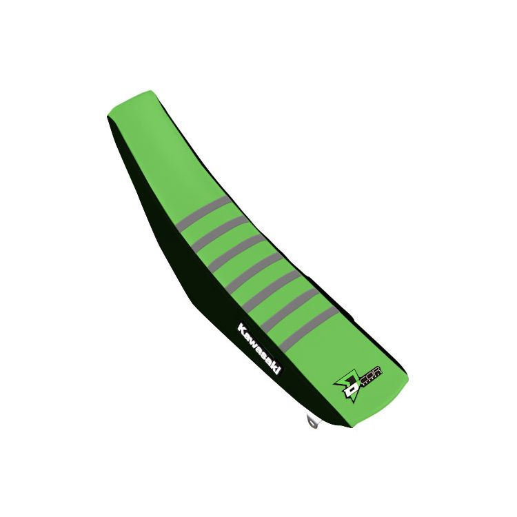 Black/Green/Grey Ribs