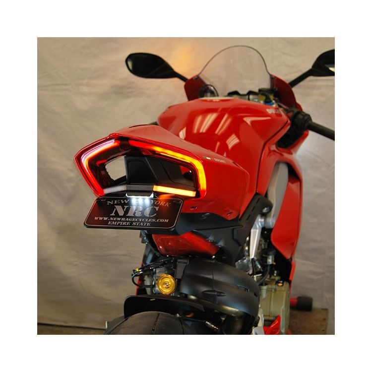 New Rage Cycles LED Fender Eliminator Ducati Panigale V4 / S / R