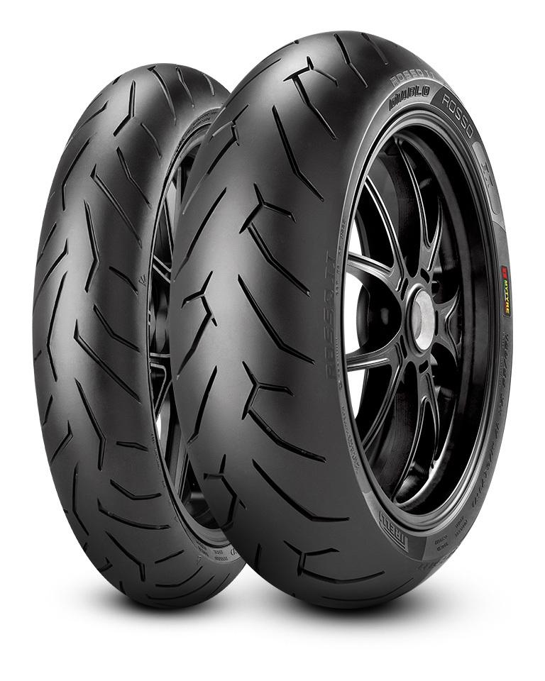 pirelli diablo rosso ii tires cycle gear. Black Bedroom Furniture Sets. Home Design Ideas