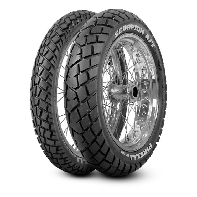 How To Read Tire Size >> Pirelli MT90AT Enduro / Dual Sport Tires - Cycle Gear
