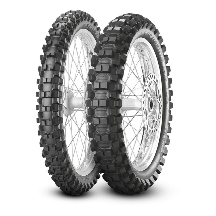 Pirelli MXeXTRa X Tires