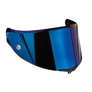 AGV Pista GP R / Corsa R Face Shield (Color: Iridium Blue) 1202175