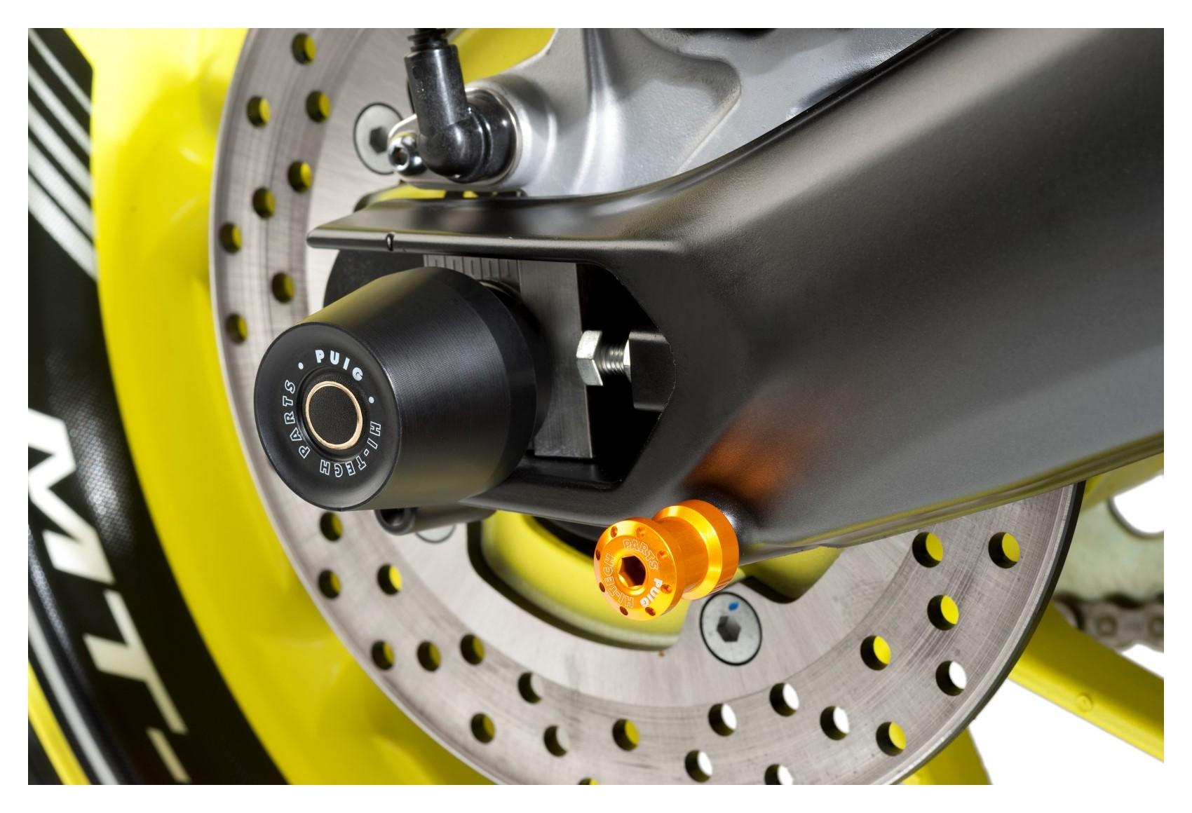 Yamaha R Axle Sliders