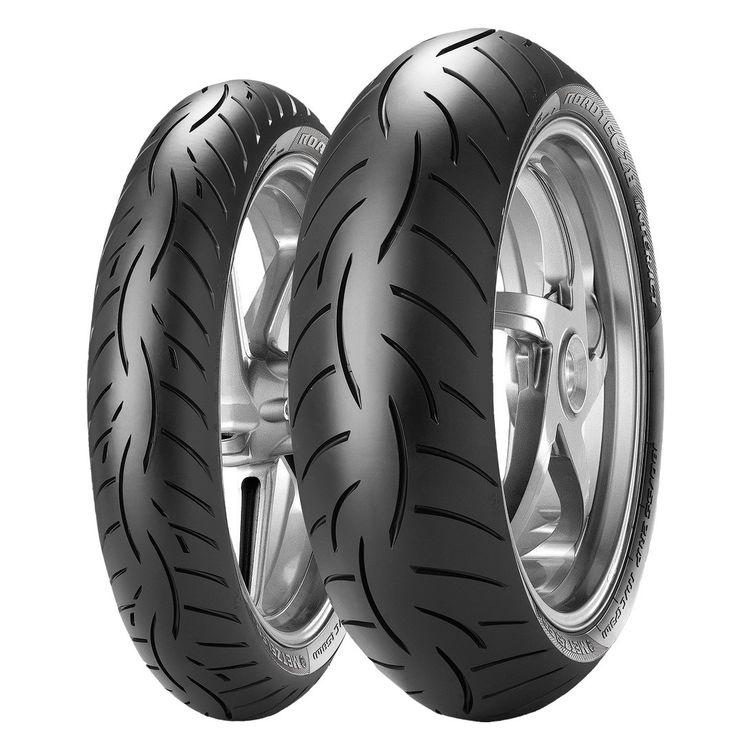 Metzeler Roadtec Z8 Interact Tires