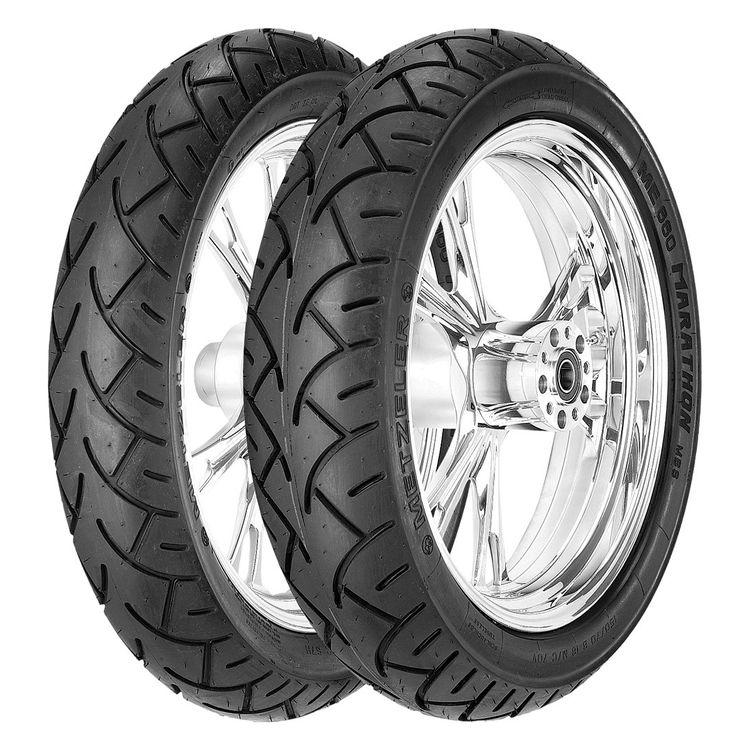 Metzeler ME880 Marathon Tires