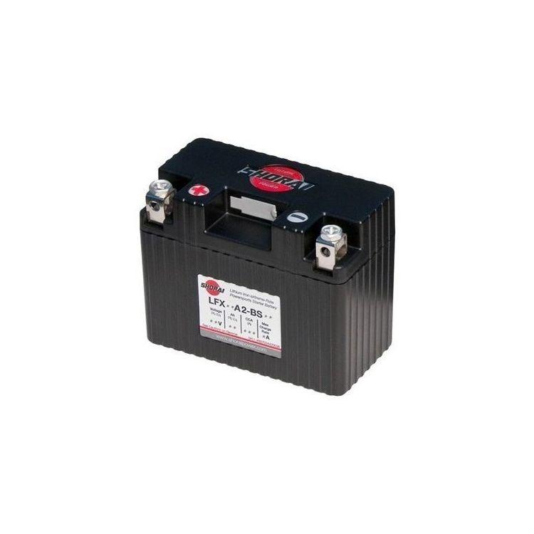 Shorai Lithium Battery LFX09A2-BS12