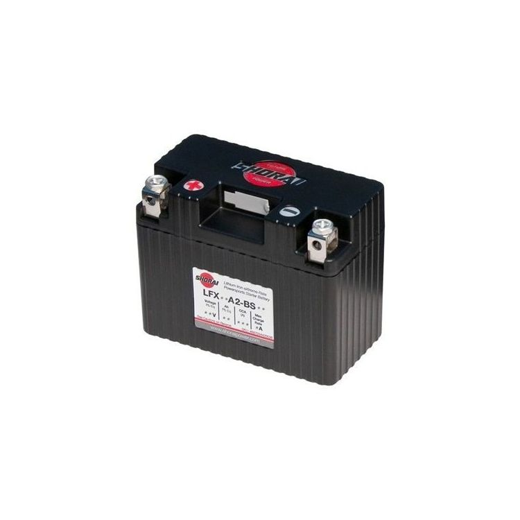 Shorai Lithium Battery LFX14A2-BS12