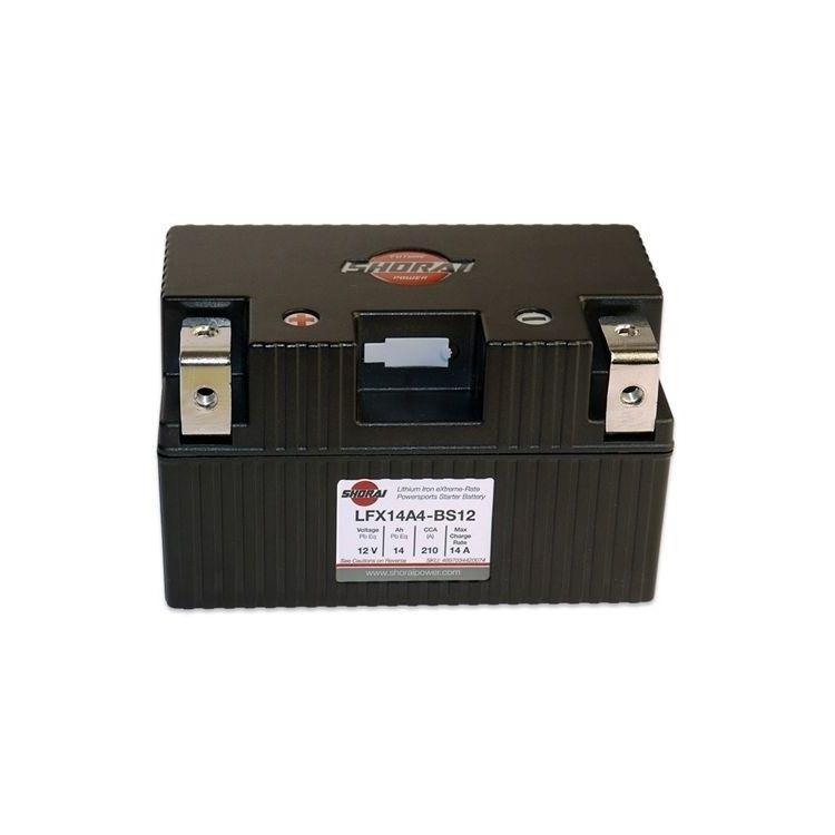 Shorai Lithium Battery LFX14A4-BS12