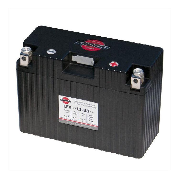 Shorai Lithium Battery LFX18L1-BS12