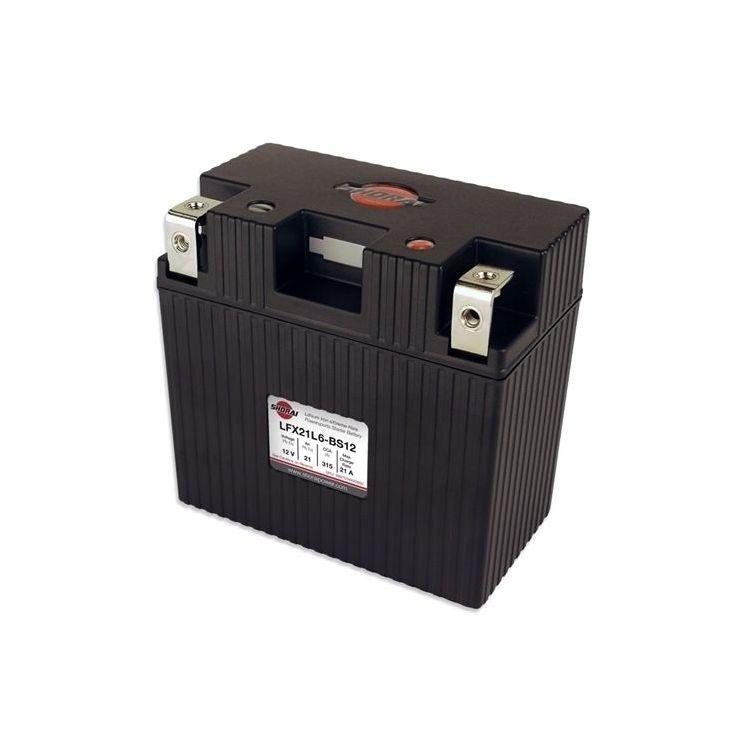Shorai Lithium Battery LFX21L6-BS12