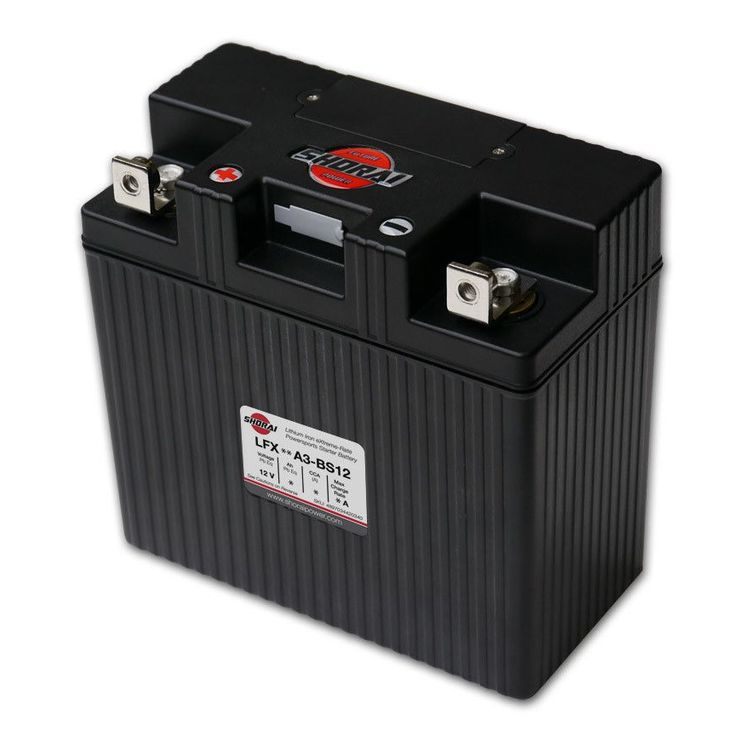 Shorai Lithium Battery LFX36A3-BS12