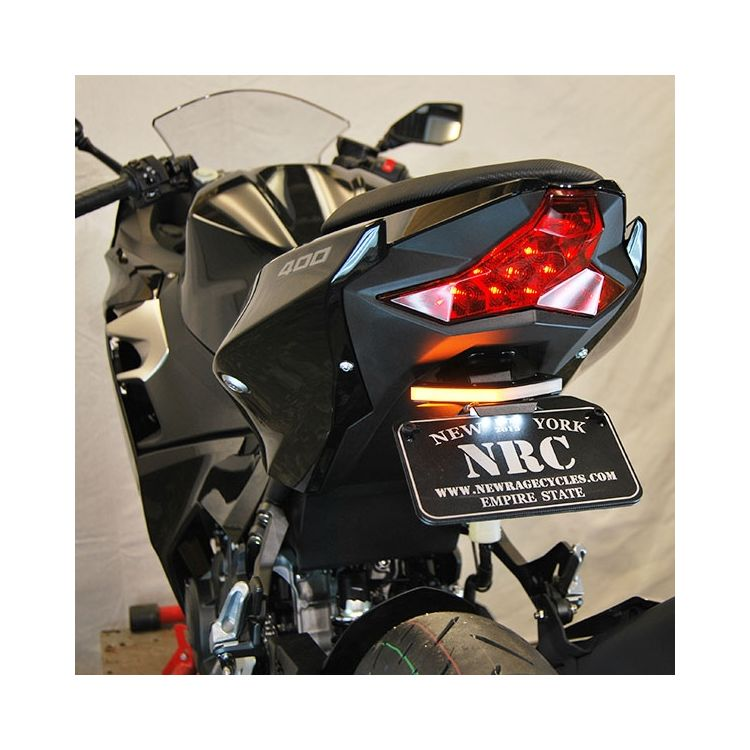 New Rage Cycles LED Fender Eliminator Kawasaki Ninja 400 / Z400 2018-2019
