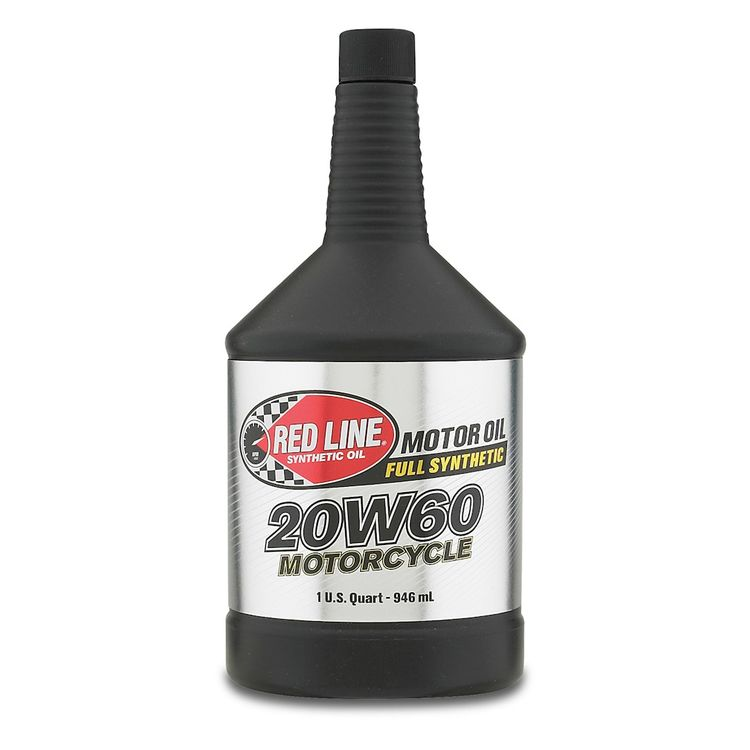 Red Line 20W60 Motorcycle Oil