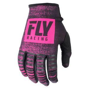 Fly Racing 2019 Kinetic Pants Noiz Black//HI-VIZ 30